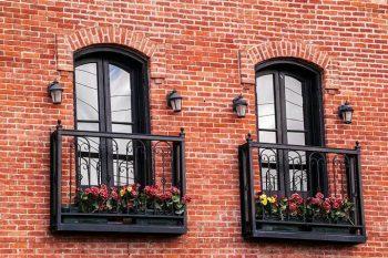 Виды французского балкона