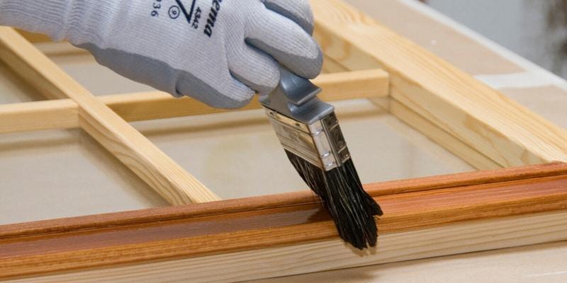 Реставрация деревянных евроокон